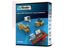 BarTender version 9.3 weighing scale support software