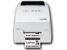 The LX200 Label Printer