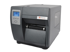 Mid-range bar code label printer for diverse industrial applications