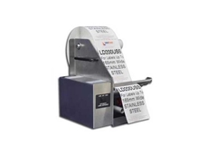 Labelmate LD-200-U-Stainless Steel label dispenser