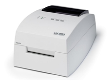 Primera LX200 barcode label printer