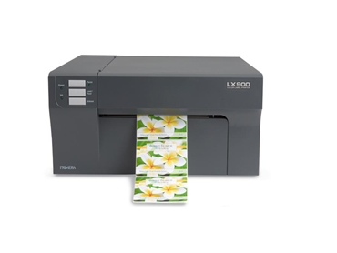 Print labels and barcodes in full colour with Primera label printers