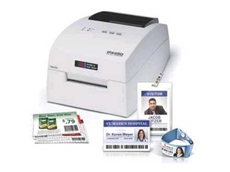 Primera PX450 colour coupon label printer