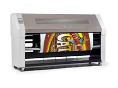 Summa DC4 vinyl sign printer