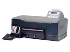 VIP Colour VP485 colour label printer from Label Power