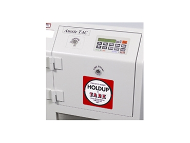 Lamson Cash Management Systems including Clearance Safe, Changemaster Note Validators, Aussie TAC note and coin change dispensing machines