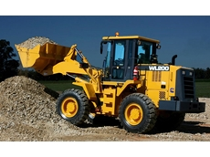 WL200 10.5 articulated wheel loader