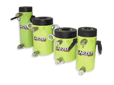 Larzep Australia's Double Acting Hollow Piston Cylinders available in both DH and SH acting