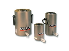 Single Acting Cylinders with Hardened Grooved Saddles from Larzep Australia