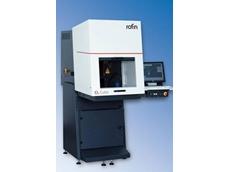 CombiLine Cube laser marking machine
