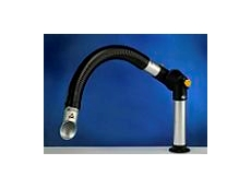 New flexible hoses from Alsident System, available from Laser Resources