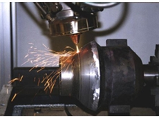 LaserBond laser cladding offer a welded bond with precisely controlled heat input