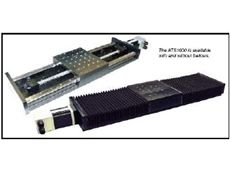 Economical high performance linear stage
