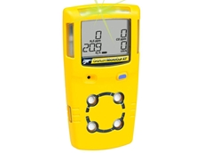 GasAlertMicro Clip XT multi gas detectors can monitor either high range single gas hazards, or up to four gas hazards simultaneously