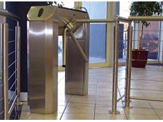 Turnstiles for entrance and exit control