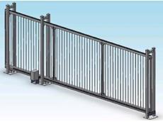 Modular gate design