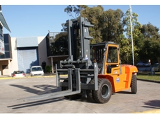 New larger range of EP forklifts available from Lencrow Group