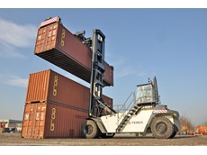 Terex Container Handling Forklift