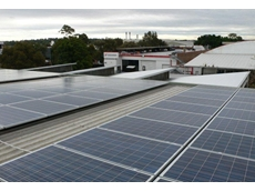 Lencrow installs solar power system
