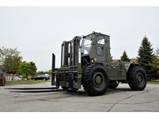 Liftking heavy duty rough terrain forklifts