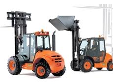 Ausa Forklift  - C 250 H x4 All Terrain Forklift