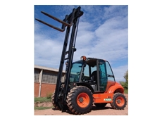 Ausa Forklift - C 350 H