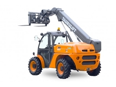 Ausa Forklift - T204H Ausa Boom Type Rough Terrain Forklift