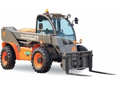 Ausa Forklift - T276H Ausa All Terrain Forklift