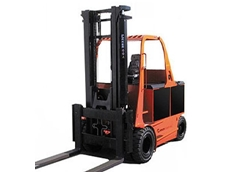 Carer Z100N electronic forklifts, now available from The Lencrow Group