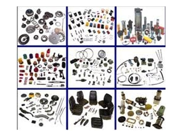 Lencrow stocks the most comprehensive range of forklift spare parts with delivery to your door