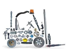 Comprehensive Range of Forklift Spare Parts at Competitive Prices from Lencrow Materials Handling