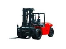 EP 5-10 tonne R Series forklift trucks provide enhanced productivity and operator comfort