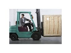 Economical Forklift and Driver Hire Service from Lencrow Materials Handling