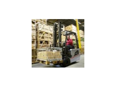 Forklift hire eliminates maintenance worries and costs