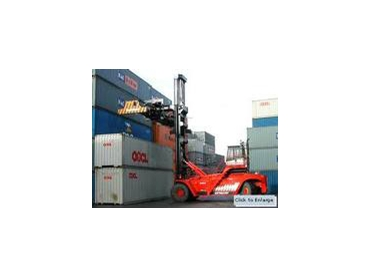 Extensive range of materials handling equipment available on demand
