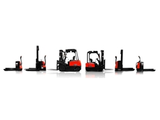 The EP range of forklifts