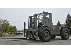Liftking range of heavy duty rough terrain forklifts