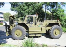 Lencrow and Liftking win RAAF contract for heavy duty rough terrain forklifts