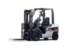 The Nissan 1F Series dual fuel forklift is one of the units ordered recently by Aco Polycrete as part of their agreement with Lencrow