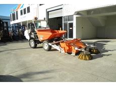 Ausa B201RH floor sweepers