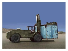 Manitex Liftking Military Forklifts  - 20C