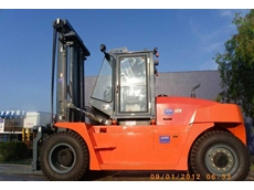 New Lencrow EP forklift