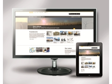 Liebherr launches new global website