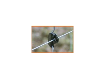 Insulated Fence Droppers And Offsets With Lightning Fence Droppers