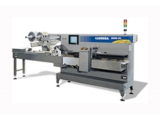 Carrera 2000 PC high speed flow wrappers have been designed for use with fully automatic production lines