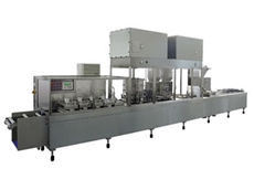 Eltonpack 8000 thermoforming packaging machine