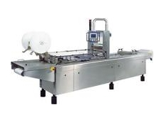 The high speed fully stainless steel thermoforming machine