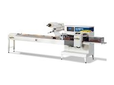 The Carrera 1000 PC electronic flowrapping machine