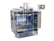 VT4000 VFFS machines can pack up to 140 packs per minute