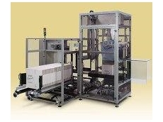 The COMBIPLAST Box Erector and Liner Inserter available from Linco Food Systems